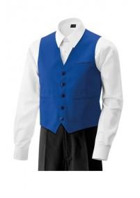 Krawatte Karo-Struktur hellblau hellgrau