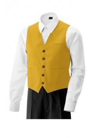 Ranken-Krawatte perlmuttfarben orange