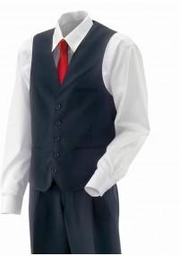Krawatte  zierlich strukturiert perlweiß