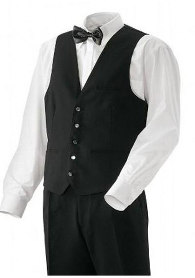 Krawatte gestreift schwarz weiß