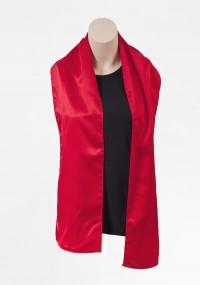 Krawatte blau rosa Punkte