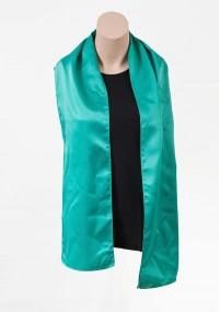 Krawatte Rankenmuster kupfer-orange
