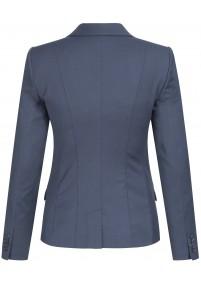 Krawattenschal rot dunkelblau Karomuster