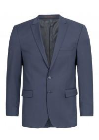 Sicherheits-Krawatte Streifen silbergrau...