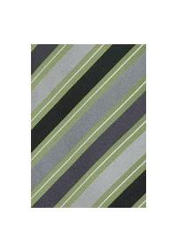 Krawatte  zart texturiert schokoladenbraun