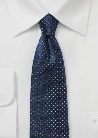Krawatte Streifendessin dark black orange