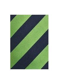 Krawatte Streifendesign rose taubenblau...