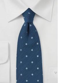 Krawatte Ton in Ton streifig rosé