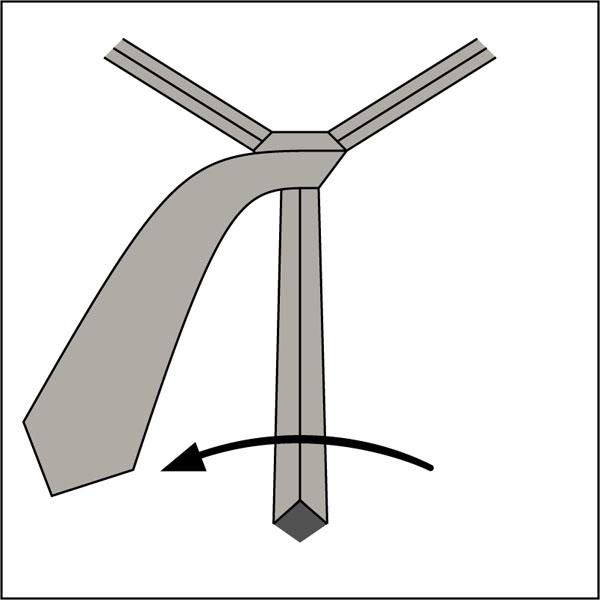 Krawattenknoten-Balthus-Knoten-5