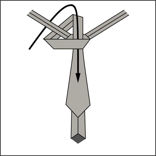 Krawattenknoten-Balthus-Knoten-6