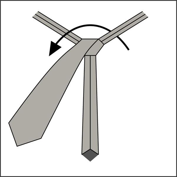 Krawattenknoten-Hannoveranerknoten-3