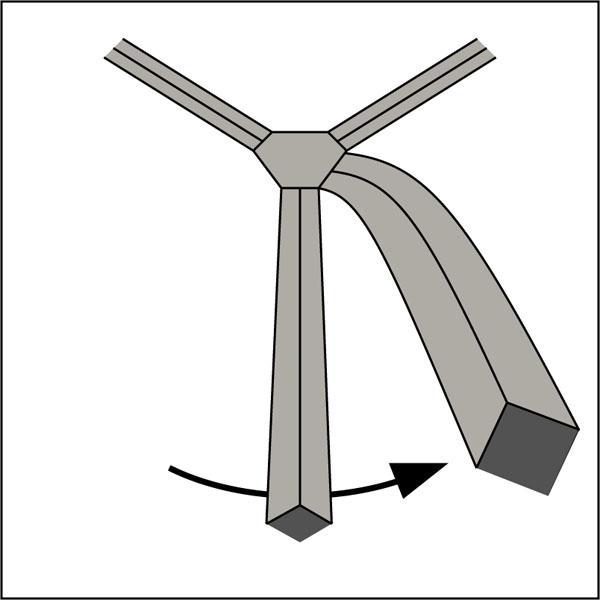 Krawattenknoten-Hannoveranerknoten-4