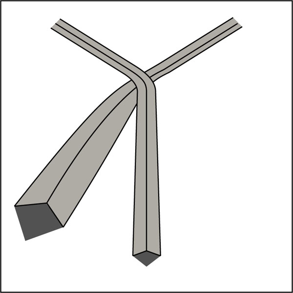 Krawattenknoten-Pratt-Knoten-1